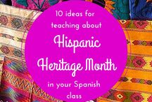 Hispanic Heritage Month / Each year, Americans observe National Hispanic Heritage Month from September 15 to October 15, by celebrating the histories, cultures and contributions of American citizens whose ancestors came from Spain, Mexico, the Caribbean and Central and South America. Learn more: http://www.hispanicheritagemonth.gov/about/ / by Museum of Tolerance