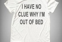 Word shirts