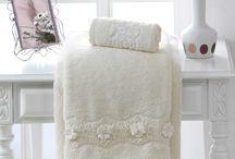 YONCA - kolekce froté ručníků, osušek a županů / Komfortní kolekce ze 100% česané bavlny !