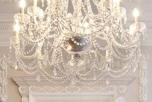 Chandelier Ahhhbsession / #Chandeliers