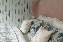 Pastel Bedroom Ideas / Working with pastels at Pad UK.