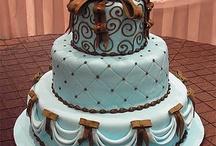 Cake ideas / by Heather D'Ascheberg