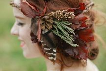 Wedding inspiration : Flowers crowns / by Jen Rodriguez Photography