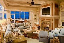Living Room Inspiration / by Lisa Sullivan