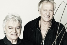 Air Supply ❤️ / Russell Hitchcock and Graham Russell / by Julia Carswell Sweitzer
