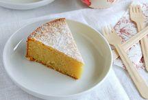 Torta Caprese / Cakes