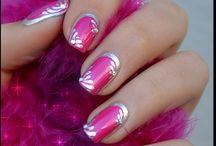 Nails and Nailpolish / #nail #beauty #nails #nailart #naildesign #nagellack