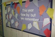 Classroom Decorating / bulletin board, and general classroom organization / by Peggy Alexander