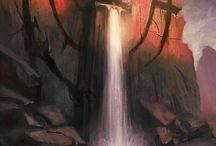 Ruinen/mythologisches