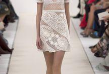 Valentino - White Couture show in New York / Valentino presenta una collezione total white a New York