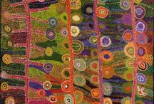 ART~Indigenous~Australian Aboriginal / by Ginny Christensen
