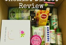 Blog Reviews / Products that i have reviewed on my blog