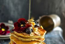 Easy and Basic Pancakes