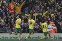 Norwich City FC / by Jeff Navarro