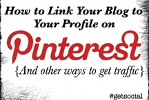 Pinterest Info / by Emily Childers