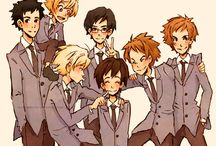 ☆ OURAN HIGHSCHOOL ☆