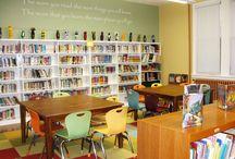 Library Decor Ideas