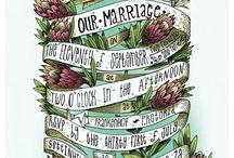 Wedding Inspiration / by Isabella Visser