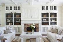 Living Room / by Katie Schoenbauer Morgan