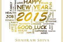 2015 / 2015 / by Shahram Shiva