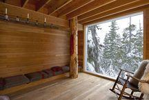 Cabins & Lodges