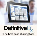 DefinitiveDx / DefinitiveDx helps doctors find the definitive diagnosis and best management options for every patient. Just share your patient's case and invite experts to give their opinions. Invite your expert colleagues or share your case with one of the established panels.  We look forward to getting doctors' feedback to continue developing and improving DefinitiveDx. Share your complex patient case now and let us know what you think.  https://www.definitivedx.com/