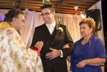 Cerimônia de casamento ortodoxo / Casamento Ortodoxo Grego