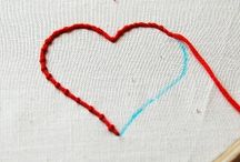 Craft Ideas - Embroidery / by Beth Tindall