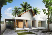 RT House / Programmatic : Housing Location : Tasik, Indonesia   gubah ruang #gubahruang  www.gubahruang.com