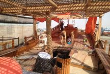 Alibaba Dhow Refit For Captain Jack Dubai / Total refit 28 may 2014 Hull and deck wood work Full varnish work New ISUZU engine, shaft and propeler