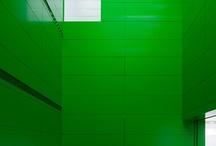Color en la arquitectura