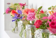 Bloemen in huis