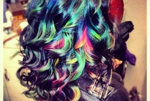 Cool Hair :) / Wish I Could Do My Hair Like This. :( / by Adrianna Boo
