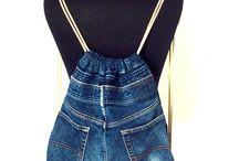 Ideen Jeanstasche
