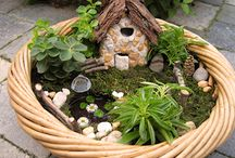 Girls ... fairy garden, room