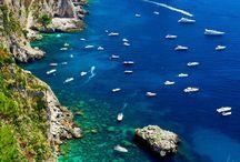 Capri, Italy / www.besttourinitaly.com
