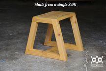 Wooden ideas