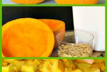 Pumpkin and zucchini recipes