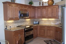 Kitchen Counters - Granite