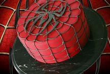 Decoração de Festa Infantil - Homem Aranha