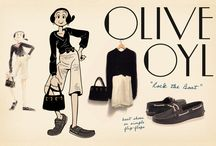 Olive's Look #7: Rock the Boat