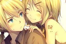 Kagamine Rin & Len ♬