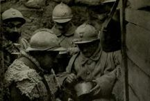 World War One and two / World wars and the cold war