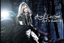 Avril lavigne ♥ / by SäoOny LëzZttii