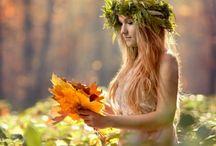 Autumn shoot ideas