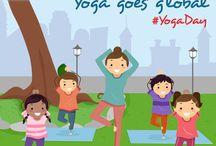 #YogaDay / International Yoga Day on 21st June