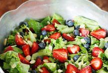 30 days green salad challenge