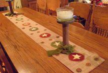 camino comedor Navidad