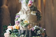 Fairytale Inspiration / Once Upon A Time....a collection of fairytale inspired wedding touches...