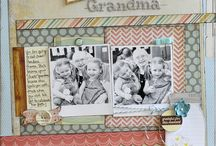 Scrapbook Pages - MME